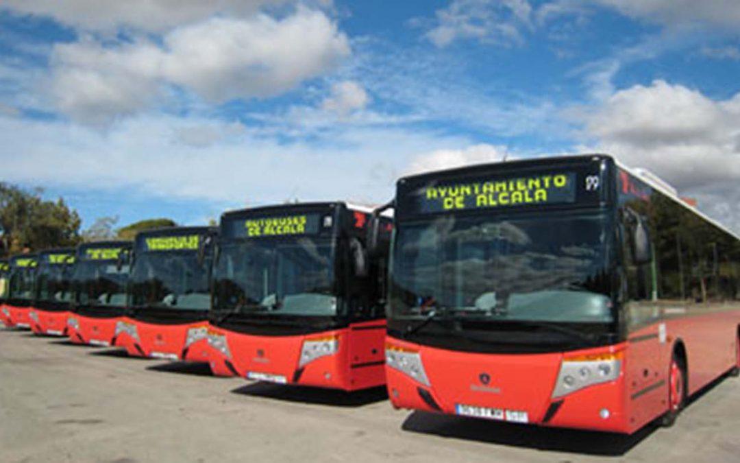 Esta tarde han comenzado a funcionar las líneas 2 y 9 de autobús urbano