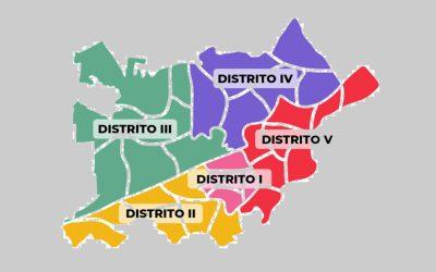 Juntas Municipales de Distrito
