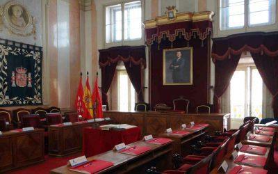 Los Plenos de las Juntas Municipales de Distrito se reanudan el próximo mes y se retransmitirán por streaming