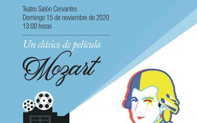 Mozart pondrá banda sonora al ALCINE 2020 en el tradicional concierto de la Orquesta Ciudad de Alcalá