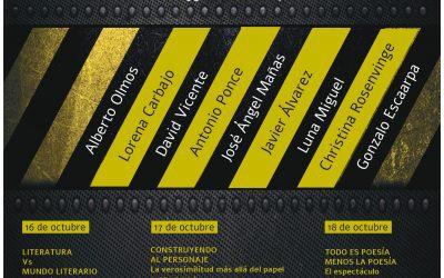 """Alcalá acoge este fin de semana un ciclo de charlas en torno a la creación y la palabra denominado """"Conversaciones de Hojalata"""""""