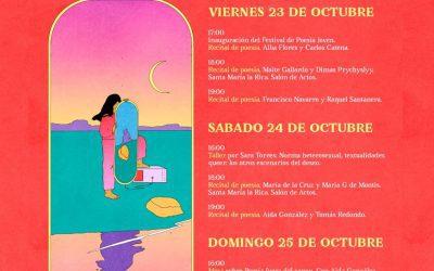Hoy da comienzo la II edición  del Festival de Poesía Joven de Alcalá de Henares