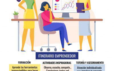 """El Ayuntamiento pone en marcha una nueva edición de la Escuela de Emprendimiento Femenino """"Juntas Emprendemos"""""""