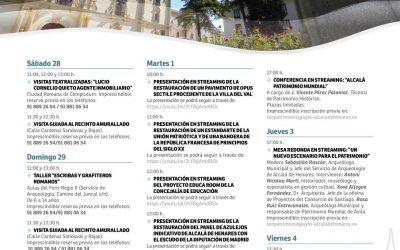 Alcalá de Henares celebrará el próximo 2 de diciembre el XXII Aniversario de su declaración como Ciudad Patrimonio de la Humanidad