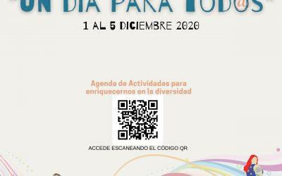 El Ayuntamiento inicia una semana cargada de actividades enfocadas a la inclusión con motivo del Día Internacional de las Personas con Discapacidad