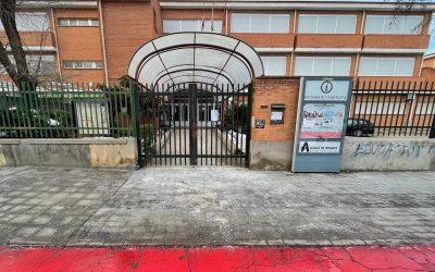 La totalidad de los centros escolares municipales han regresado a la normalidad hoy en Alcalá de Henares