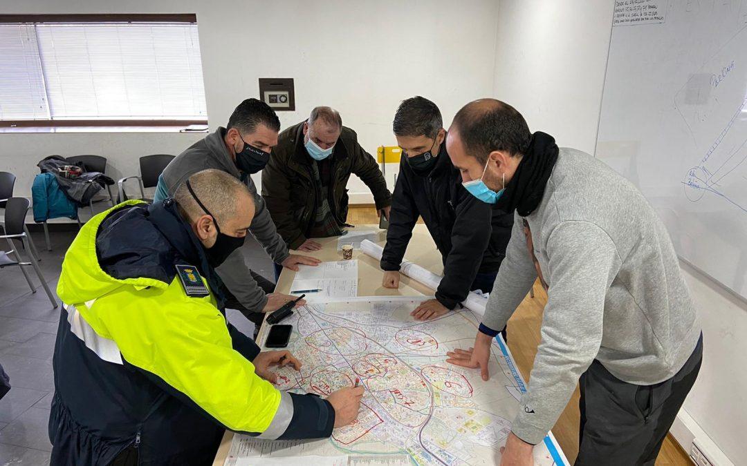 Alcalá de Henares cuantifica los daños sufridos por la borrasca Filomena en 13 millones de euros