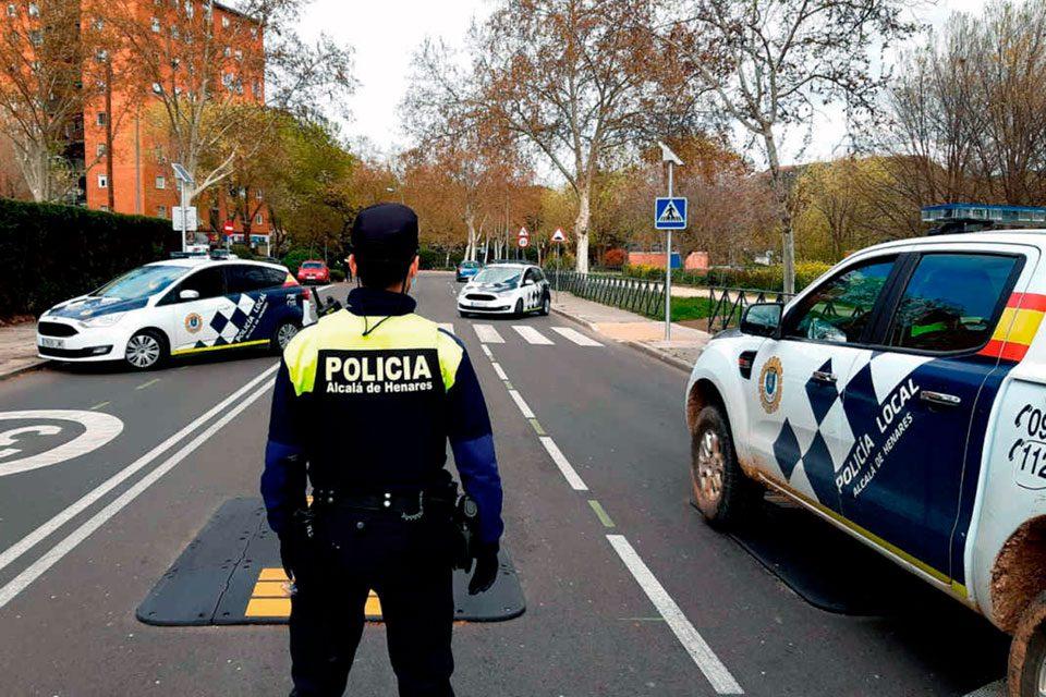 La Policía Local elabora un dispositivo especial ante las inclemencias invernales