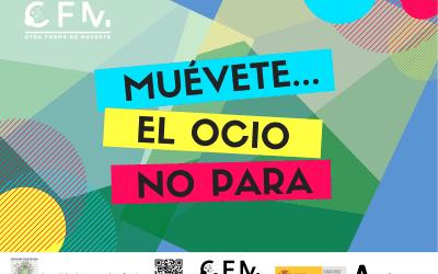 """Arranca Otra Forma de Moverte 2021 con el lema """"Sumar estigmas, resta Juventud"""""""