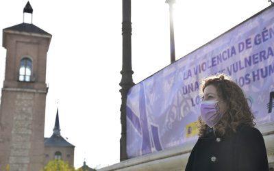 El Auditorio Manuel Azaña acogerá un gran mural homenaje a las mujeres