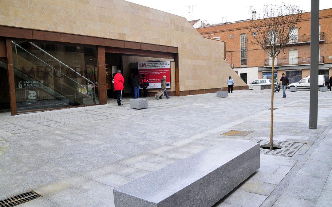 """El Ayuntamiento de Alcalá aprueba el concurso público para poner en marcha un """"Gastromercado"""" en el Mercado Municipal de Abastos"""