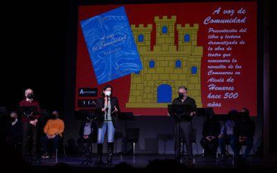 Inicio de los actos para conmemorar en Alcalá el V Centenario del Levantamiento Comunero