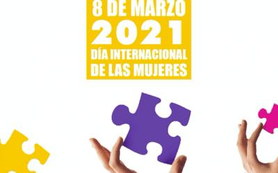 """El Ayuntamiento celebra el 8 de Marzo bajo el lema """"Nuevos liderazgos cambiando el mundo"""""""