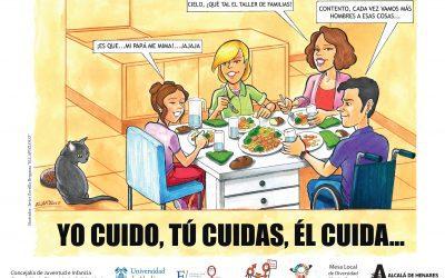 La Casa Tapón acoge nuevas viñetas de la familia Gali Matías