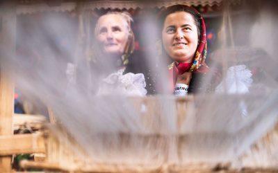 Santa María La Rica acoge desde hoy una nueva exposición sobre el Pueblo Rumano