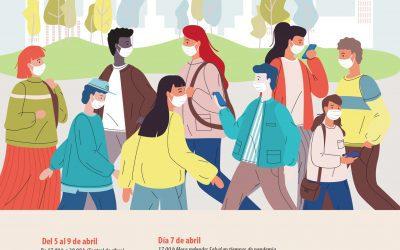 Alcalá de Henares celebrará la Feria de la Salud del 5 al 10 de abril