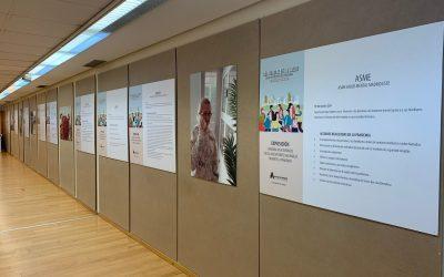 """La Quinta de Cervantes acoge la exposición """"Asociaciones de Ayuda Mutua"""" hasta el viernes 9 de abril"""