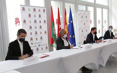 Alcalá de Henares se ha incorporado formalmente a la Red Local de Promoción Económica, Empleo y Formación de la Comarca del Henares