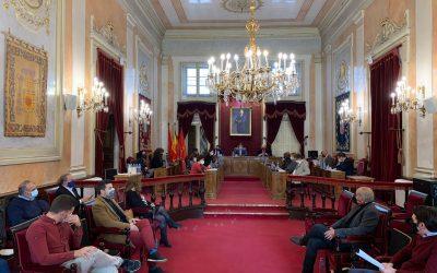 El Pleno aprueba exigir a Díaz Ayuso la inclusión del Hospital Príncipe de Asturias de Alcalá en la estrategia de vacunación