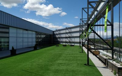 El Ayuntamiento acondiciona un nuevo espacio de entrenamiento al aire libre en el Complejo Deportivo Espartales