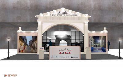 Alcalá de Henares, presente en FITUR 2021 con stand propio