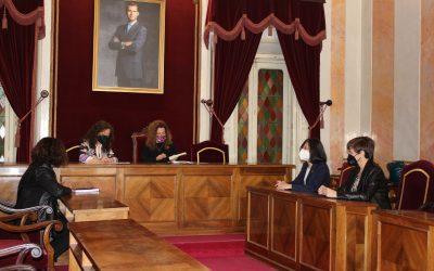 El Ayuntamiento renueva el convenio de colaboración con la Universidad de Alcalá para impulsar la igualdad de oportunidades entre mujeres y hombres