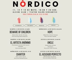 Alcine Club trae al TSC una Muestra de Cine Nórdico del 11 al 13 de mayo