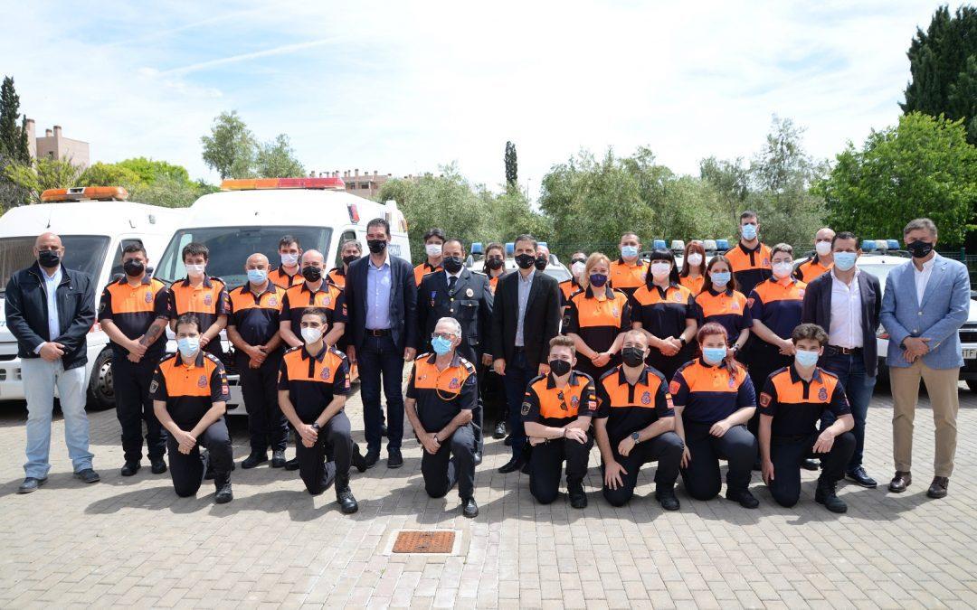 Inaugurada la nueva sede de Protección Civil de Alcalá de Henares