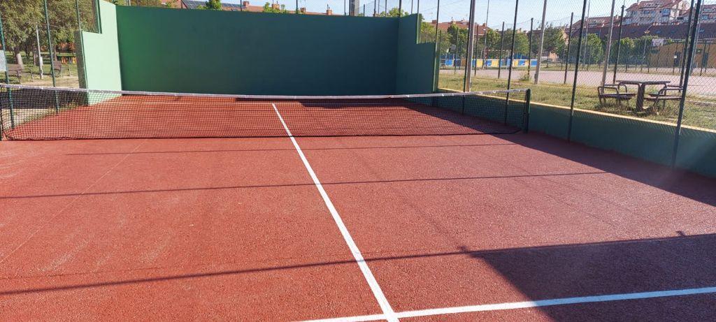 El Ayuntamiento acomete mejoras en el Centro Deportivo Ensanche