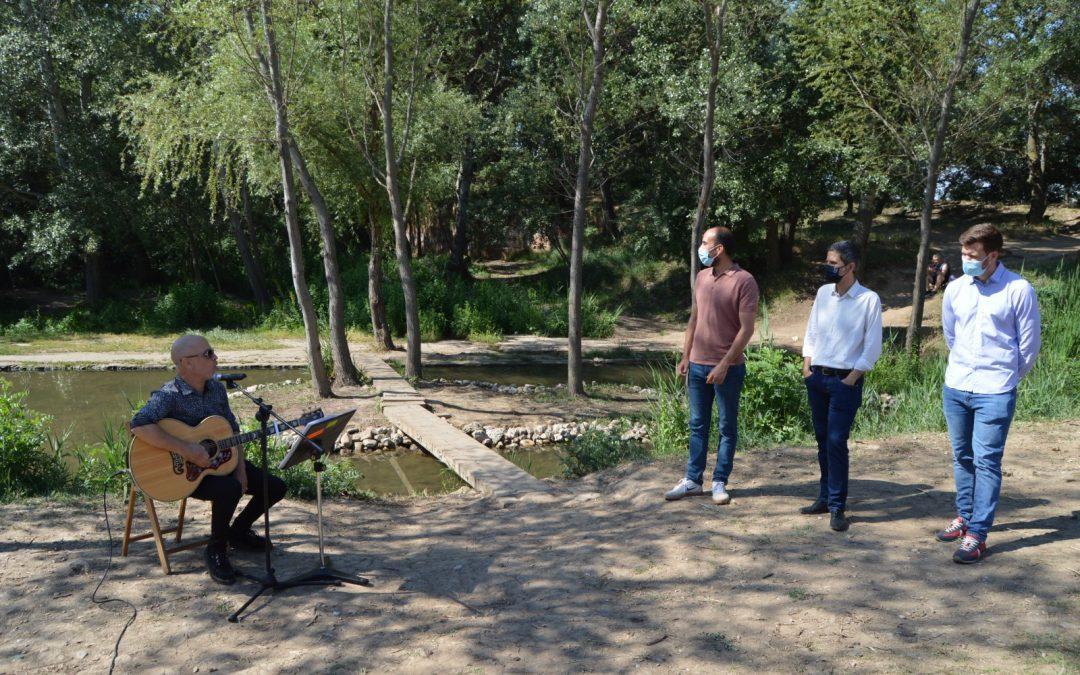 """Javier Rodríguez Palacios: """"Queremos acercar el río Henares a los vecinos y vecinas de Alcalá"""""""