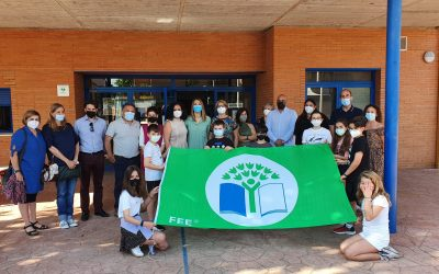Los CEIP Cardenal Cisneros, Doctora de Alcalá y Ernest Hemingway obtienen la bandera verde de Ecoescuelas