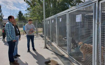 El Ayuntamiento multiplica por 4 la dotación económica del Centro Municipal de Protección Animal