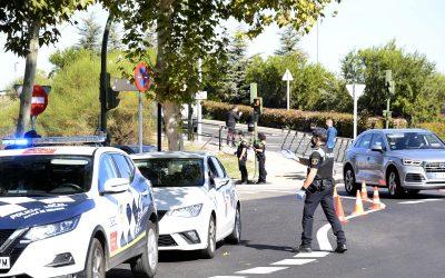 La Policía Local se suma a la campaña de la DGT de vigilancia y control del consumo de alcohol y drogas durante la conducción