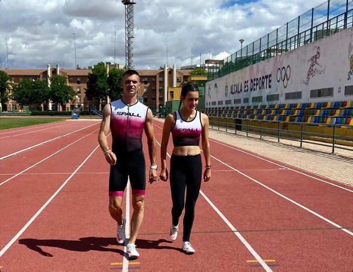 La alcalaína Alba García representará a España en los Juegos Paralímpicos de Tokio