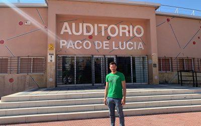 Inician las obras de renovación integral del Auditorio Paco de Lucía
