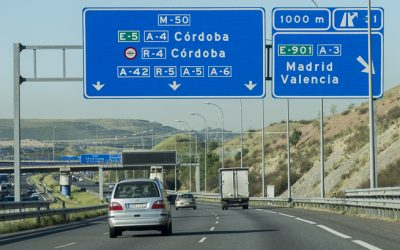El Ayuntamiento informa: cortes de tráfico en un tramo de la M50 e itinerarios alternativos