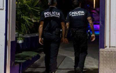 Policía Local y Policía Nacional ponen en marcha un dispositivo especial para evitar botellones y fiestas ilegales