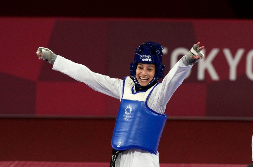 La alcalaína Adriana Cerezo gana la plata en los Juegos Olímpicos de Tokio