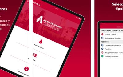 """Buena acogida de las dos nuevas apps municipales: """"Alcalá de Henares, tu ciudad"""" y """"Cuida Alcalá"""""""