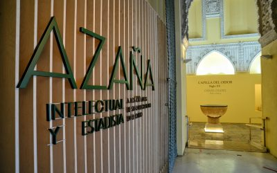 """18.345 visitantes han recorrido la exposición """"Azaña: intelectual y estadista. A los 80 años de su fallecimiento en el exilio"""" en la Capilla del Oidor"""