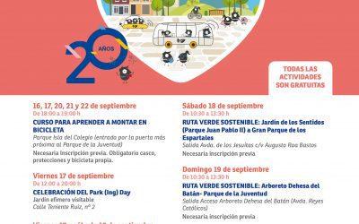 """Alcalá de Henares celebra la Semana de la Movilidad bajo el lema """"Por tu salud, muévete de forma sostenible"""""""