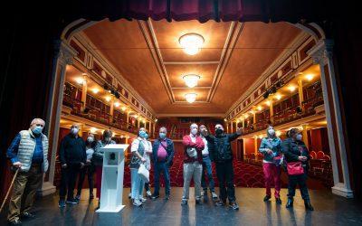 Comienzan las Jornadas de Puertas Abiertas en el Teatro Salón Cervantes