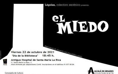 Alcalá celebra este viernes el Día de la Biblioteca con cuentos para adultos en Santa María la Rica