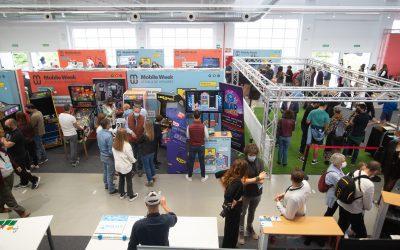 Arranca la Mobile Week en Alcalá de Henares con una exposición de innovación abierta a la ciudadanía