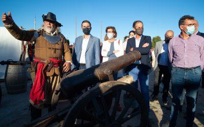 Abre al público el Mercado Cervantino de Alcalá de Henares, que recrea un campamento previo a la batalla de Lepanto