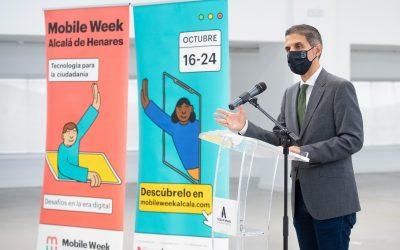 """Este sábado comienza la """"Mobile Week de Alcalá de Henares"""""""