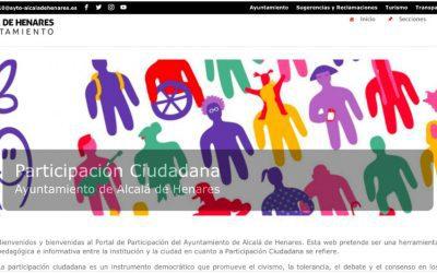 El Ayuntamiento renueva el portal de Participación Ciudadana