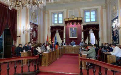 El Pleno aprueba inicialmente las Ordenanzas Fiscales y Generales para 2022: baja la presión fiscal a las familias alcalaínas