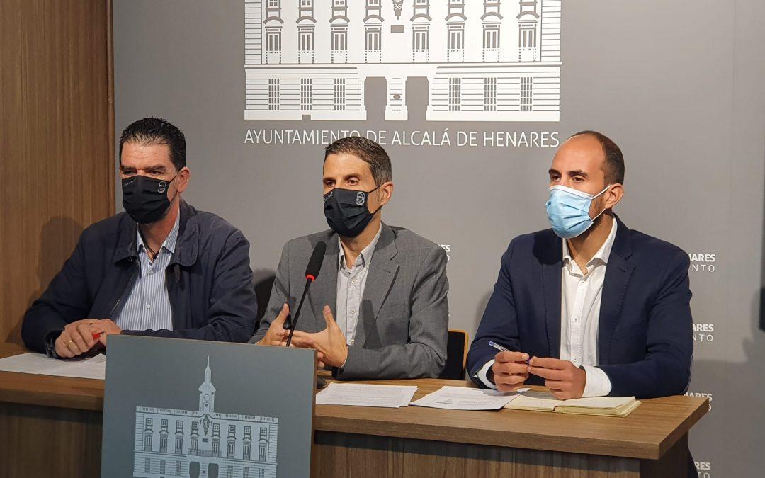 """Rodríguez Palacios: """"gracias al nuevo modelo de movilidad, estamos avanzando en devolver la ciudad a las personas: una Alcalá más sostenible y segura"""""""